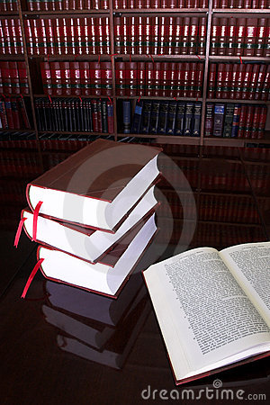 Free Legal Books 20 Stock Photos - 220173