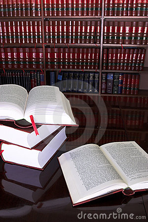 Free Legal Books 23 Stock Photography - 220182