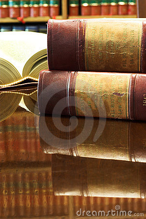 Free Legal Books 27 Stock Photography - 303352