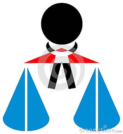 Legal emblem