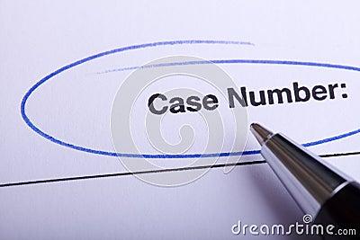 Legal Paperwork Form