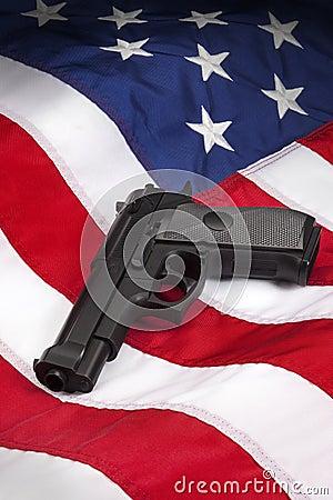 Leggi americane della pistola