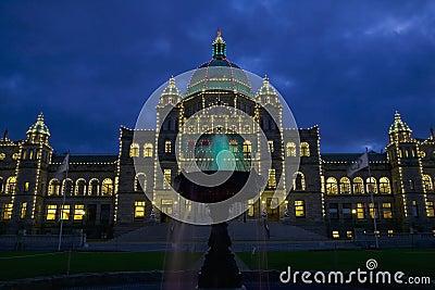 Legislature Buildings BC