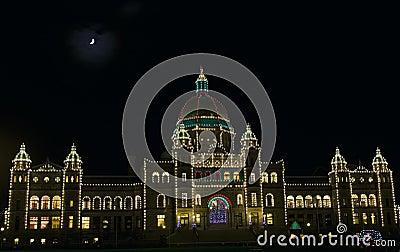 Legislature Victoria BC