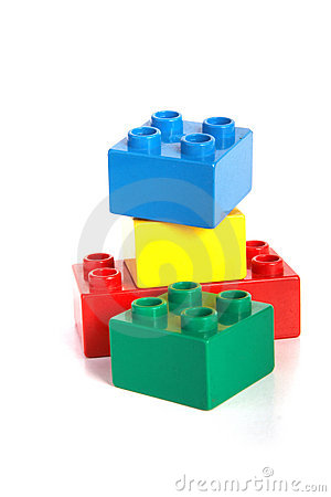 Free Lego Building Stock Photography - 10420112