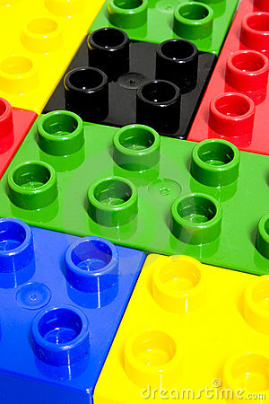 Free Lego Building Blocks Stock Photography - 47052