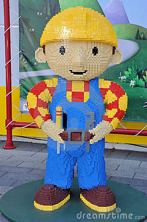 Bob The Builder Stock Photography - Image: 35862