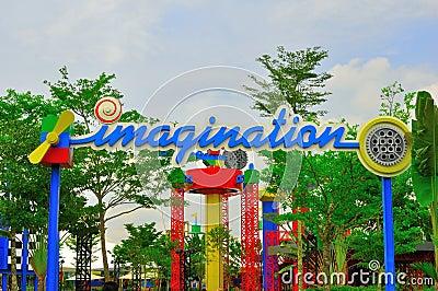 Legoland Malaysia Editorial Image