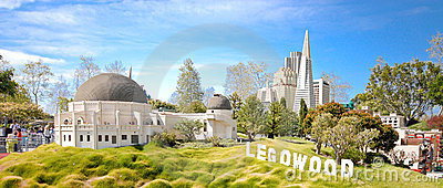 Legowood Hollywood Replica Editorial Photo