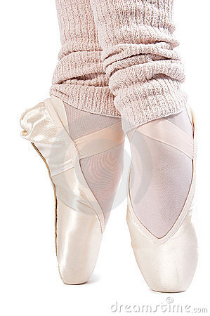 Free Legs In Ballet Shoes 7 Royalty Free Stock Photos - 2378228