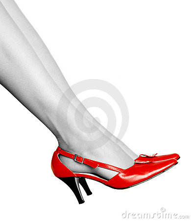 Legs And Shoes Royalty Free Stock Photography - Image: 14145277