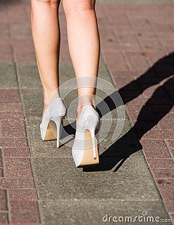Extreme High Heeling