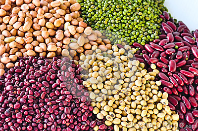 Legumes are beneficial to health.