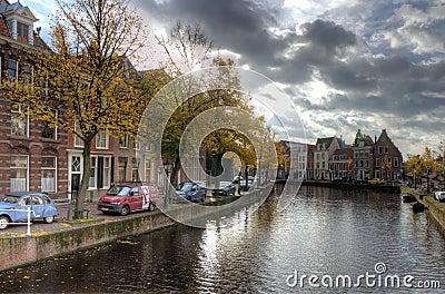 Leiden Editorial Photography