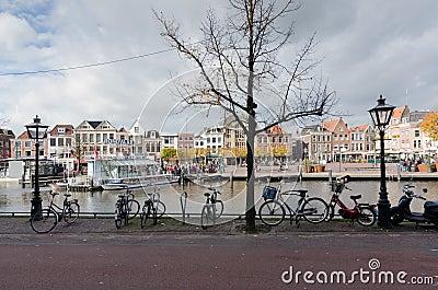 Leiden Editorial Image