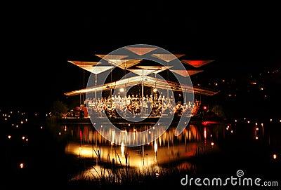 Leigo Lake Music Festival. Leigo, Estonia Editorial Photography