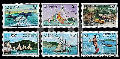 Leisure activities in Caribbean islands