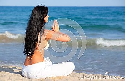 Leisure beach