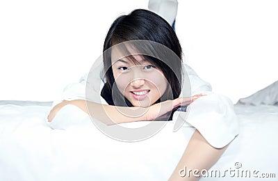 Leisure girl