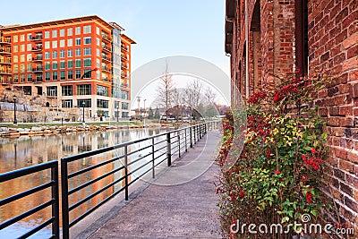 River Walk SC Downtown Greenville South Carolina