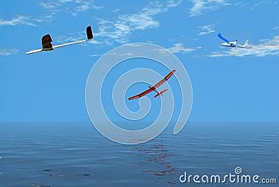 полет leisurely