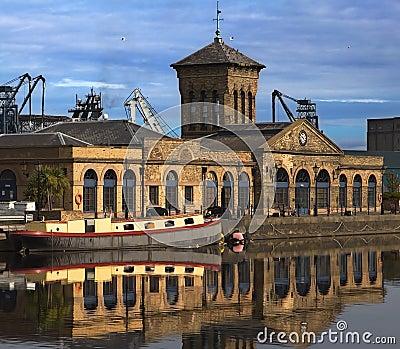Leith Docks Building Edinburgh
