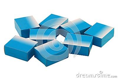 Leków pudełka