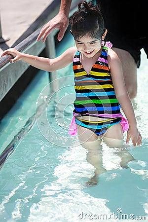 Lekcyjny pływanie