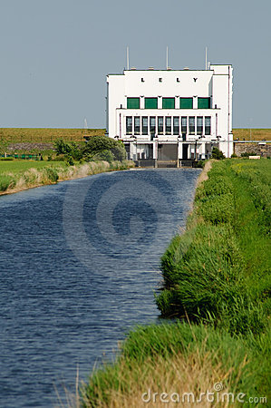 Lely Pumping Station
