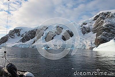 Lemaire Chanel in Antarctica