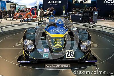 Lemans Race Car Editorial Stock Image