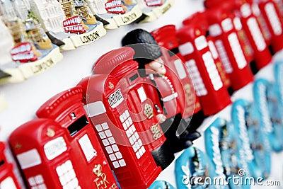 Lembranças de Londres