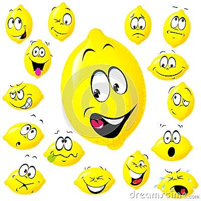 Free Lemon Cartoon Stock Photos - 26878603
