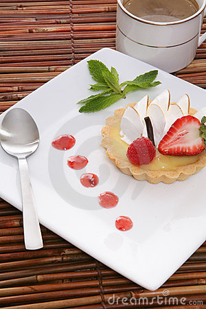 Lemon Dessert Tart
