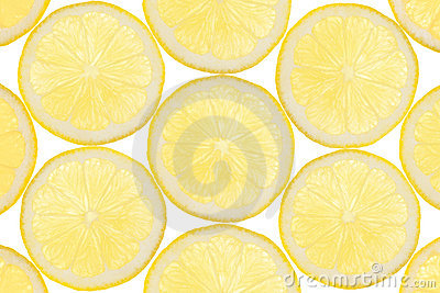 Lemon fruit background