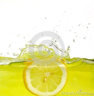 Lemon into juice