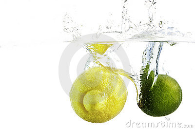 Lemon Lime Splash