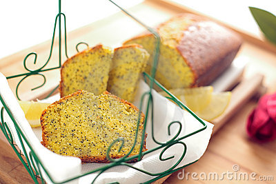 Lemon Poppy Seed Bread