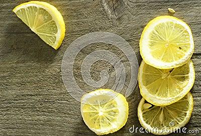 Lemon rustic