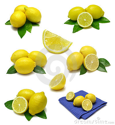 Free Lemon Sampler Royalty Free Stock Image - 12721276