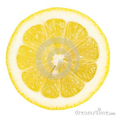 Free Lemon Slice Stock Images - 19075114