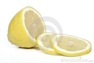 Lemon(with slices)