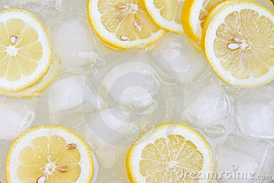 Lemonade background