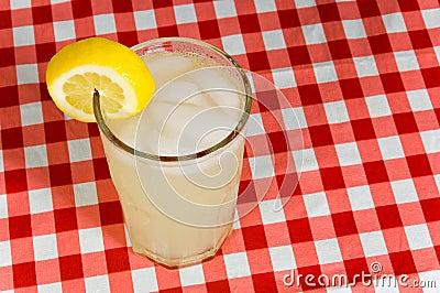 Lemonade at Picnic