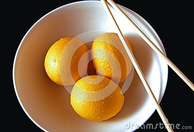 Lemons in a Bowl