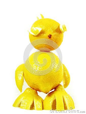 Lemons chicken