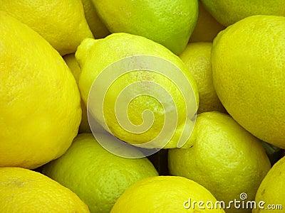 Lemons - Horizontal