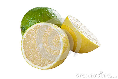 Lemons and lime