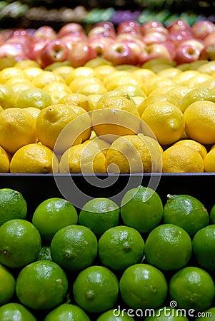Lemons, Limes, Apples