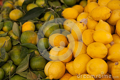 Lemons in the Turkish market